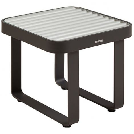 Airport Side Table 500*500*450mm Frame: HG-PD-0016 Board:HG-